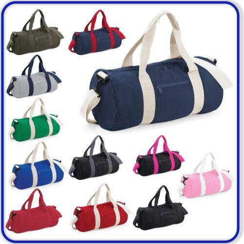 New Original baril Sac De Sport Homme Femme Vacances Gym Sac De Voyage Duffle Bag