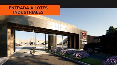 Lotes Industriales en Venta cd. Camión- 7903