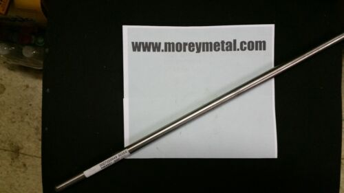 "303 Stainless Steel Round Bar 1//2/"" Dia x 18/""-Long"