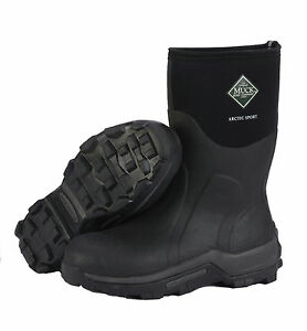 Muck-Boot-Arctic-Sport-Mid-Boots-Black-High-Performance-Sport-Boots-ASM-000A