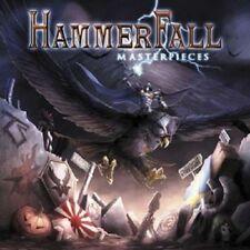 """HAMMERFALL """"MASTERPIECES"""" CD NEUWARE"""