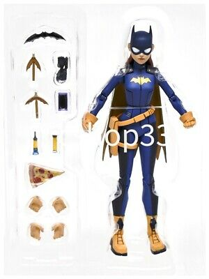 Batman Vs Tmnt Batgirl Action Figure Gamestop Teenage Mutant Ninja Turtles Ebay