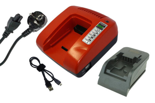 Power smart Chargeur pour Black /& Decker a1514l epl148k epl14k hp146f4l