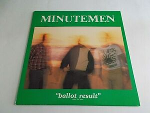 Minutemen-Ballot-Result-LP-1986-SST-Double-Live-Vinyl-Record