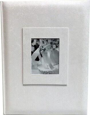 White Wedding Album 300 Photo 4x6 Size Set Of 5 Albums Ebay