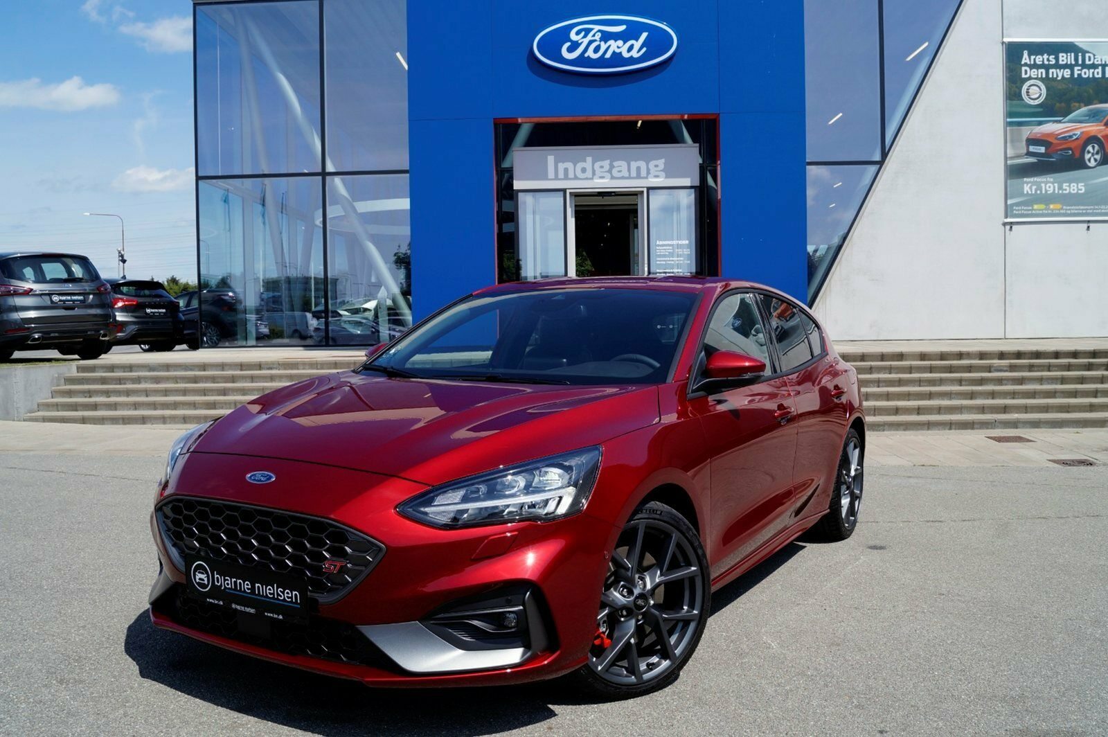 Ford Focus 2,3 EcoBoost ST3