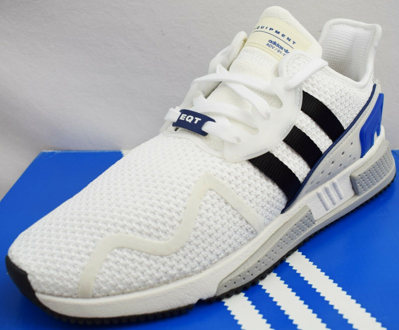 ADIDAS EQT CUSHION ADV MEN'S TRAINERS BRAND NEW SIZE UK 10 (CF15) -  S