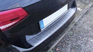 VW-Passat-3G-B8-Variant-ab-2014-Ladekantenschutz-Edelstahl-Abkantung-matt