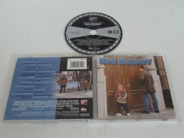 Big Daddy /Soundtrack/Various (American 494395 2) CD Álbum