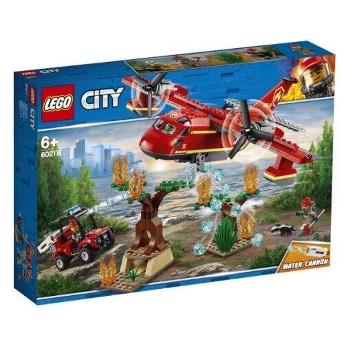 LEGO City Löschflugzeug der Feuerwehr 60217  | Genial Und Praktisch