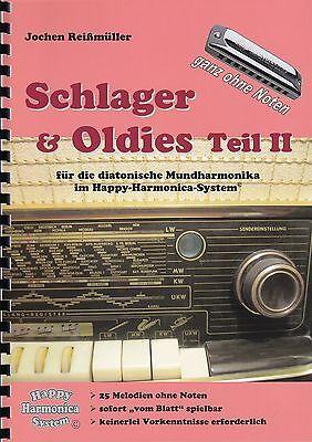 """für Bluesharps Mundharmonika-Spielheft OHNE Noten /""""Weihnachtslieder Teil II/"""""""