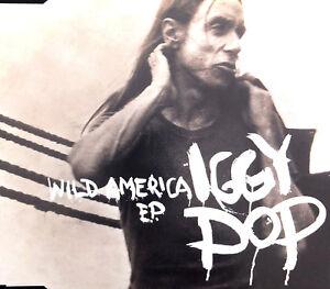 Iggy-Pop-Maxi-CD-Wild-America-E-P-Europe-EX-EX