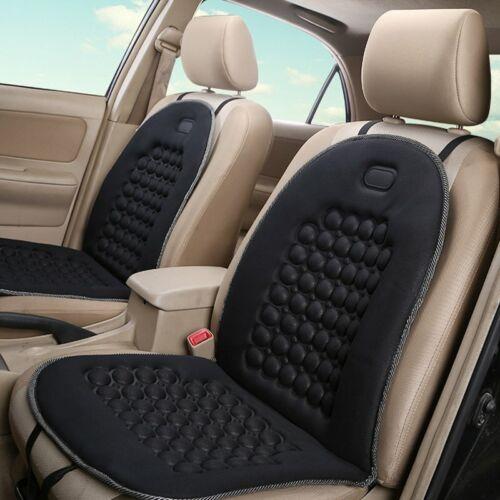 2er Magnetische Sitzauflage PKW Auto Magnet-Noppen Sitzbezug universal Massage R
