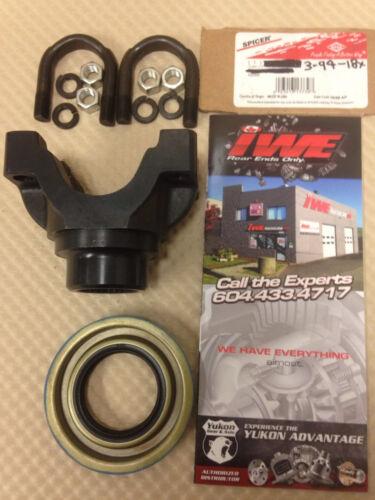 "CHEVY GM 12 BOLT 8.875/"" CAR /& TRUCK 1350 PINION YOKE CAMARO C10 K10 36711"
