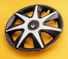 """4x14"""" Renault Kangoo, Clio, Megane.. look de Aleación Rueda De Coche Adornos, cubiertas, Tapacubos"""
