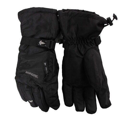 Black S-XL Gordini Men/'s Ultra Dri-Max Waterproof Gauntlet IV Ski Winter Gloves