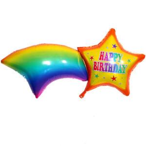 1-stueck-Birthday-Party-Decor-Kinder-MIini-Regenbogen-Ballon-Hochzeit-Weih-evM0HW