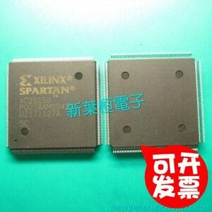Ic-Xilinx-Spartan-2-FPGA-XC2S150-5PQ208C-Quad-Flat-Package