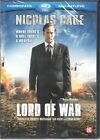 LORD OF WAR BLU RAY + DVD NEUF SOUS FILM EDITION BELGE