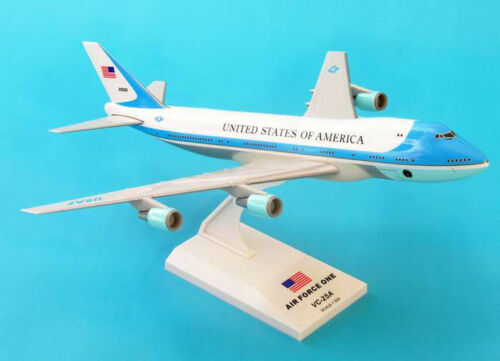 New SkyMarks Air Force One VC25//747-200  SKR041 1//250 REG# 29000