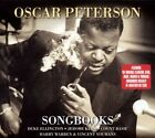 OSCAR PETERSON - SONGBOOKS (NEW SEALED 2CD)