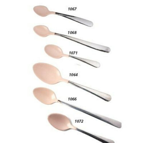 Patterson Medical Plastisol-Coated Spoons 1067//1068//1072 ON SALE NOW