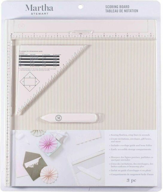 Refill Blades-Choos Martha Stewart Scoring Board Circle Cutter Paper Trimmer