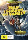 Help! I Shrunk The Family (DVD, 2016)