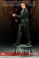 Sideshow Exclusive Terminator T-2 T800 Arnold Statue Sealed 091/225 Endoskeleton