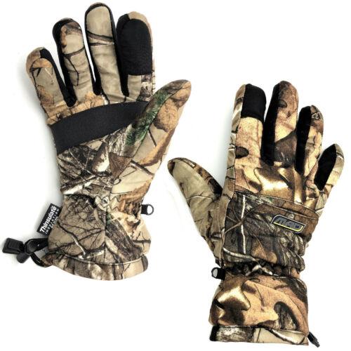 DAM Guardian Pro Realtree Thermo Angler /& Jäger Handschuhe Jagd /& Angel Gloves