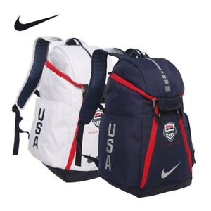 Image Is Loading Nike Usa Basketball Team Backpack Dream Sports
