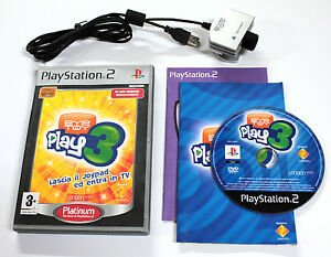 Sony-PLAYSTATION-2-PS2-EYETOY-PLAY-3-2005-Sony-SCES-53315-CAMERA-USB-SCEH-0004