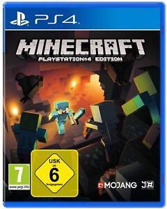 Minecraft-PS4-Playstation-4-Spiel-NEU-OVP
