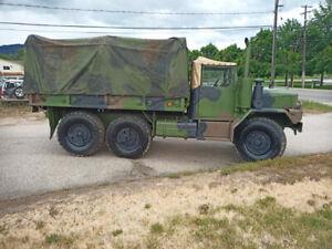 1993 M35 A3 Army Truck 2 1/2 Ton