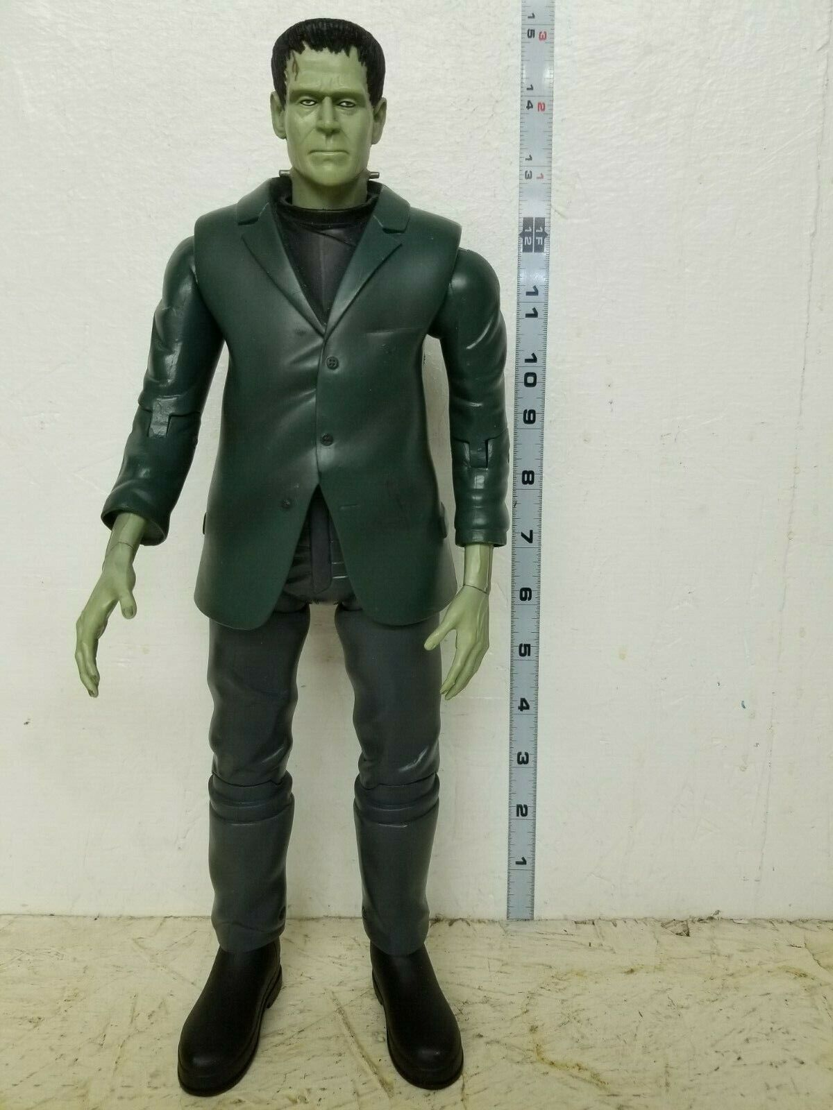 Frankenstein Build It Figure out of package