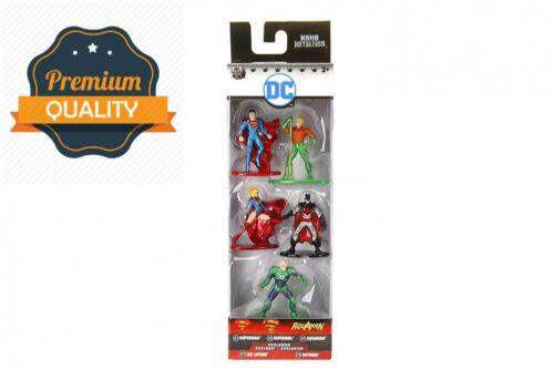 Die-Cast nouveau Jada DC Nano metalfigs Marvel choisissez votre préféré