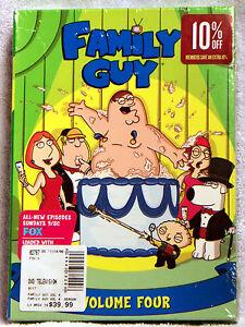 Family Guy Dvd