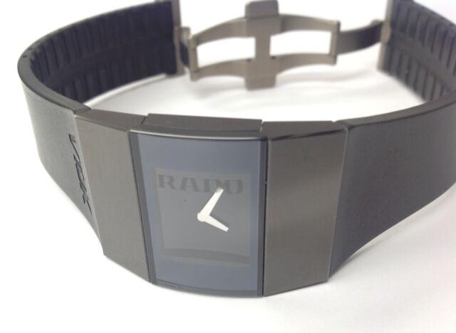 e3f53fbca8f Rado V10k Men s Quartz Watch R96548155 for sale online