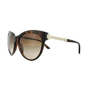 857480a4bddc Image is loading Versace-Sunglasses-4292-108-13-Havana-Gold-Brown-