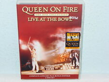 """*****DVD-QUEEN""""QUEEN ON FIRE-LIVE AT THE BOWL""""-2004 EMI Music DoDVD*****"""