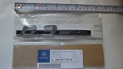 2 X Genuine NEW MERCEDES Elegance Wing BADGE A-Classe B-Classe C Classe E-Classe