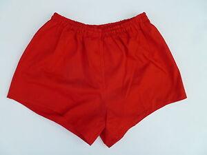 Orig-Sporthose-DDR-NVA-Gr-46-NEU-kurze-Turnhose-Vintage-Shorts-Hose