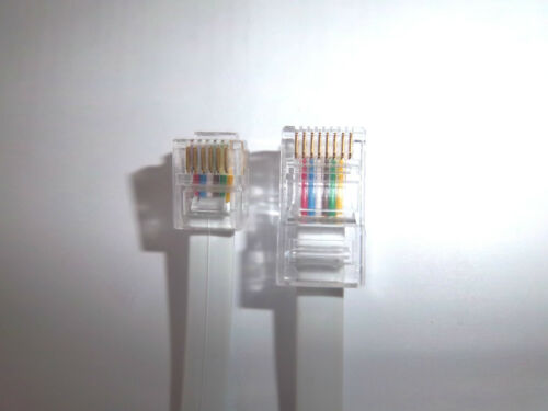 RJ45 DATA CABLE FOR VARIOUS DEVICES//UNITS RJ12