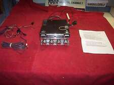 1967 Chevy Chevelle Corvair Impala Delco Radio 8 Track Stereo Player Serviced