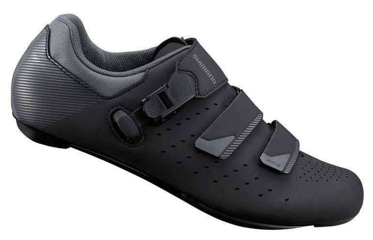 Shimano RP3 Straßenrad Fahrrad Schuhe SH-RP301 Schwarz - 40 (Us 6.7)