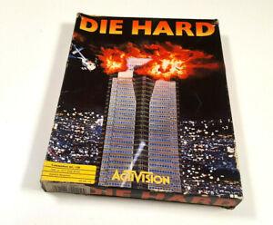 DIE-HARD-Activision-1990-Commodore-64-Disk-Spiel-C64-BIG-BOX-CIB-WORKS
