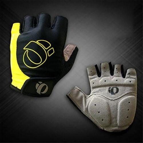 Sports Cycling Gloves Bike Bicycle Gel Pad Half Finger MTB Gloves For Women Men