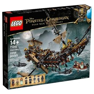 Image Is Loading Lego Pirates Of The Caribbean Silent Mary Pirate