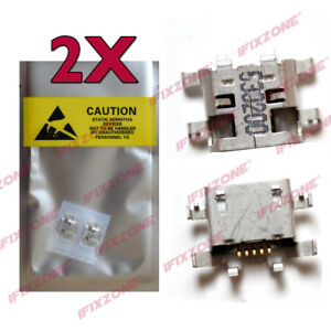 Details about 2 X Micro USB Charging Sync Port Motorola Moto E 2nd XT1526  XT1527 XT1528 USA