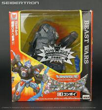 C-1 SPECIAL CONVOY REAL GRAY TYPE Transformers Beast Wars Takara Optimus Primal